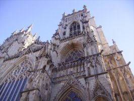 York Minster by silverz777