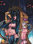 -Male- Heroes for Hire no.13 by Rokkan-Illidian