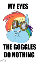Dashie's Goggles by Shineymagic