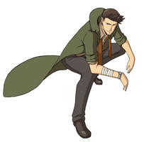 Dick Gumshoe II by Aeridis