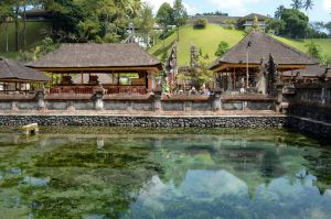 Tirta Empul Temple, Bali, Indonesia by Shelter85