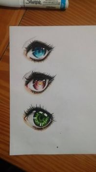 Eyes by partyboy3543