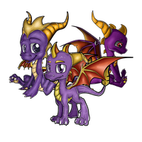 Spyro Generations by Scyrina