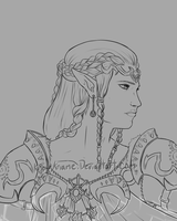 The Legend of Zelda: the WIP by Know-Kname