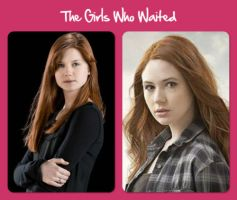 The Girls Who Waited by GryffindorPrincess74