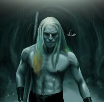 Prince Nuada by JustineArt