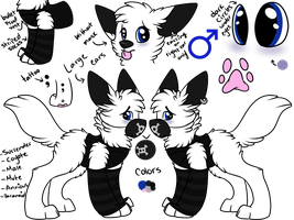 Surrender Reference Sheet 2014 by CollectionOfWhiskers
