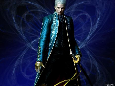 Behold the Mighty Vergil by Support-KIRA