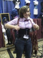 Acen12: Corsets Are Cool. by Blackout-Resonance