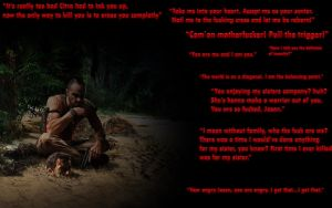 Far Cry 3 - Vaas Quotes by TheWarRises