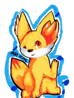 Copic test 1 by CynicalAshhole
