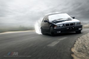 E36 Drift by perigunawan