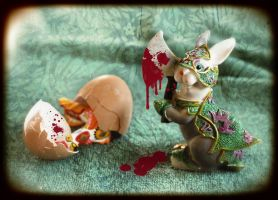unHappy Easter 2 by miss-Alienation
