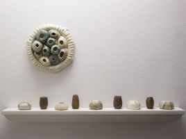Small Sponges and a Wall Piece by Frost-indri