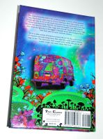 Book Back Cover by chewupablotter