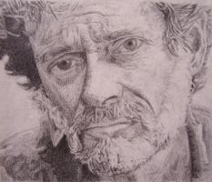 Terence McKenna by Kiminjo