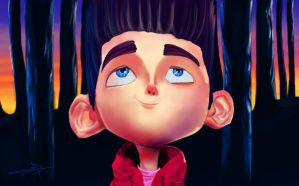 Paranorman by A-Man-With-No-Art