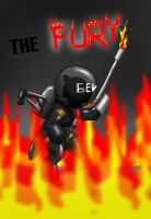 My little Fury: Incineration is magic by wolf117M