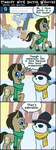 Timeout with Doctor Whooves by TariToons