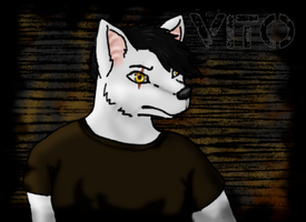 Vito - Gimp Art by lonelycard