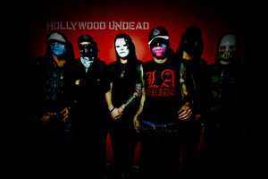Hollywood undead by triinkn
