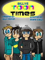 Billys Toon Times Cover Photo by BillyBCreationz