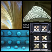 London Abstract by Siobhan68