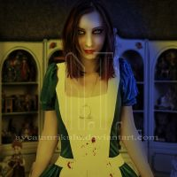 Alice madness returns by aycatanrikulu