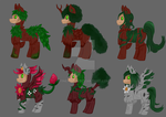 Timberwolf Pony Breads (points/paypal)open by 11newells