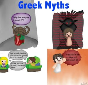 Greel Myths