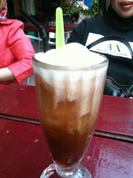 Root Beer Float by Gexon