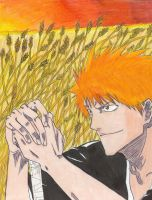 Ichigo Plus Wheat Equals Love by ChemicallyUsed