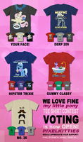 We Love Fine- Voting Open by PixelKitties