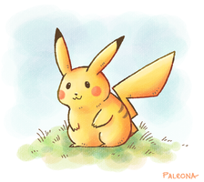 warm up chu by Paleona