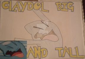 Claydol Big and Tall - Wobbuffet