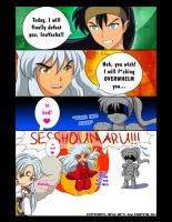 +InuYasha Overwhelms Everyone+ by Tasuki-no-Miko