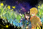 More than fireflies~ by temiji
