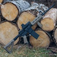 US Armed Force's  Rifle Of Choice - The Colt M4 by spaxspore