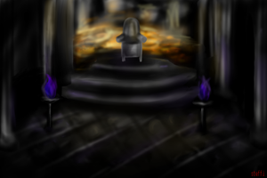 MC's Throne Room by SgtSteffi
