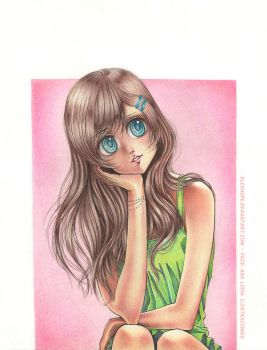 Amelie by alcahope