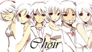 UTAU Original: Choir by niekaori