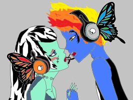 Monster High + Vocaloid Magnet = Epic Win by Jackson-Jekyll-lover