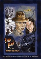 Seth and Lexie's Ultimate Adventure by kgrachow