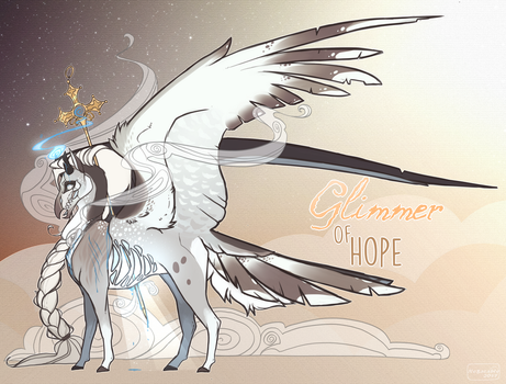 [Adopt] Glimmer of hope [CLOSED] by Negatable
