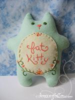 fatkitty pattern by merwing