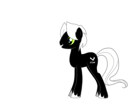 steam pony by base-code