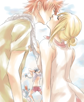 FT: Off-Scene Make Out Session by Alina-chan