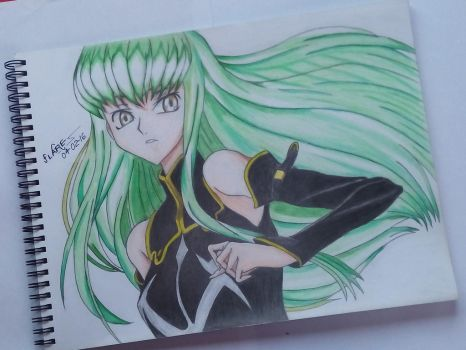 CC (Code Geass) by flare029