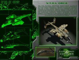 The VTOL Orca File by KaneNash