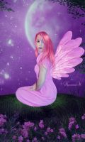 NIGHT FAIRY by KerensaW